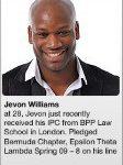 Jevon Williams Bermuda Lawyer
