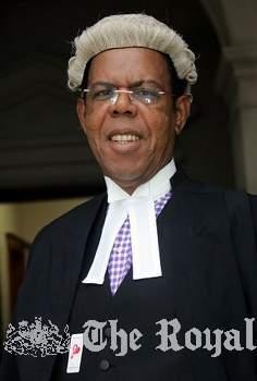 Llewellyn Peniston Bermuda Lawyer