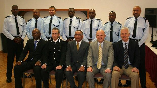 Ryan Leera Bermuda Police Officer